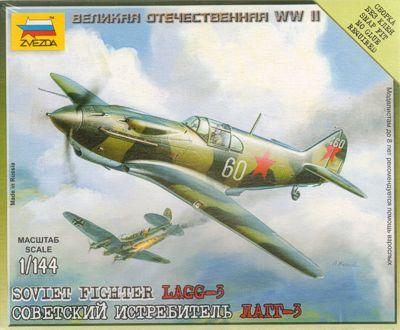 6118 - Soviet Fighter Lagg-3 1/144