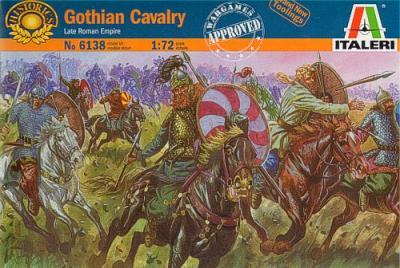 6138 - Gothic Cavalry 1/72