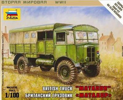 6175 - British Matador Truck 1/100