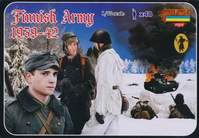 M062 - Finnish Army 1939-42 1/72