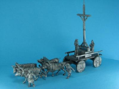 TM0017 - The Sign of the Cross (Ox Waggon) 1/72