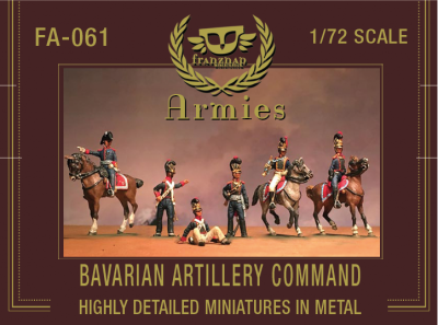 FA-061 Bavarian Artillery Command 1/72