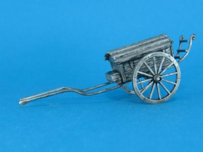NR-OE03 - Austrian small infantry ammunition wagon 1/72