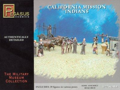 7051 - California Mission Indians 1/72