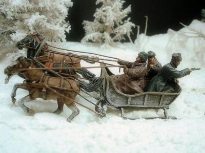 GF 72-1500 Michael Strogoff, the courier of the Tsar 1/72