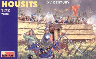 72010 - Hussites 1/72
