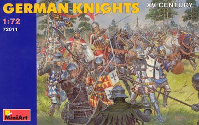 72011 - German Knights 1/72