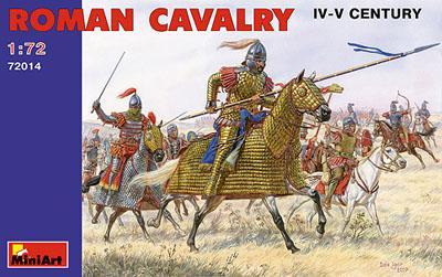 72014 - Roman Cavalry 1/72