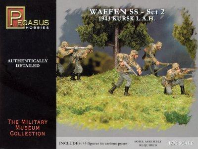 7202 - Waffen SS - Set 2 1/72