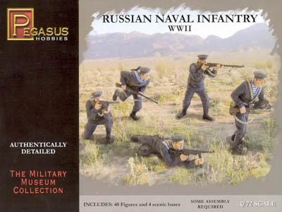 7270 - Russian Naval Infantry 1/72