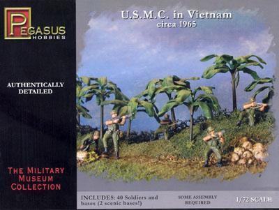 7401 - U.S.M.C. in Vietnam 1/72