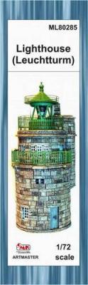 ML80285 - Light house U-Boat Dockyard 1/72