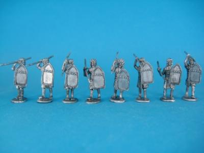ÄG-05 Egyptians - advance with armour, 16 parts 1/72