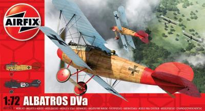 A01078 Albatros DVa 1/72