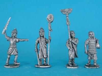 He-04 Hittites - Command Set 2, 42 items. c. 1500-850 BC 1/72