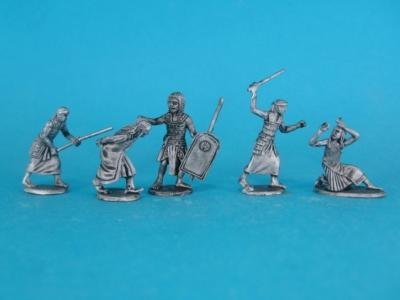 ÄG-03 Egyptians - interrogate Hettitie Spys, 6 parts 1/72