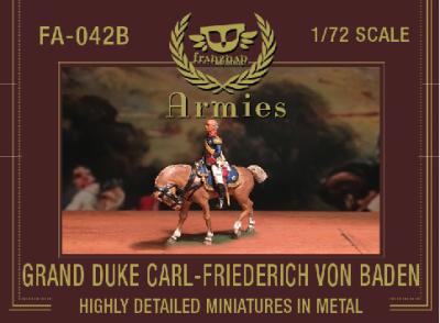 FA-042B Grand Duke Carl-Friedrich von Baden 1/72
