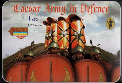 M090 - Caesar Army in Defence 1/72