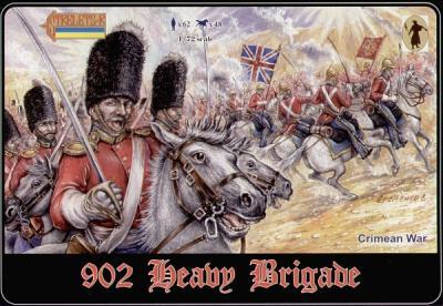 902 - Heavy Brigade 1/72