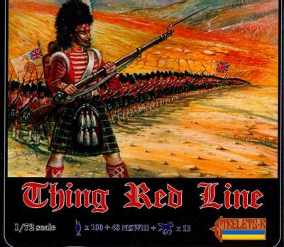 903 - Thin Red Line 1/72