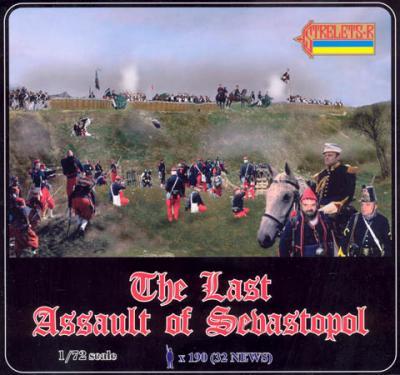 906 - The Last Assault on Sebastopol 1/72