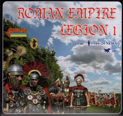 907 - Roman Empire Legion 1 1/72