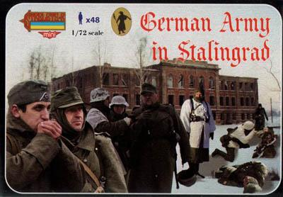 M093 - German Army in Stalingrad 1/72
