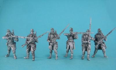 GiM-FLi03 Infanterie de Ligne au feu 1/72