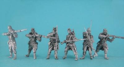 GiM-FLi04 Infanterie de ligne tirant 1/72