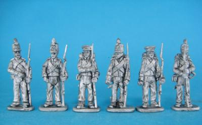HM-02 Dutch militia, waiting, troops.1/72
