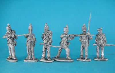 HM-03 Dutch militia, shooting, troops. 1/72