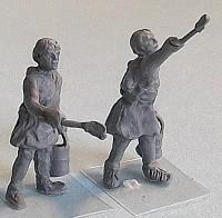 JS72-A240 Römische Handwerker 1/72