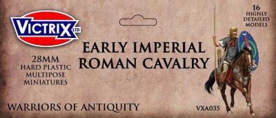 VXA035 28mm EARLY IMP ROMAN CAVALRY
