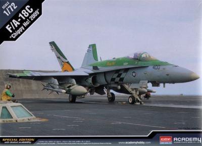 12432 - McDonnell-Douglas F/A-18C