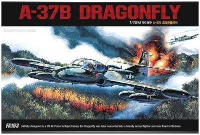 12461 - Cessna A-37B Dragonfly 1/72
