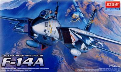 12471 - Grumman F-14A Tomcat 1/72