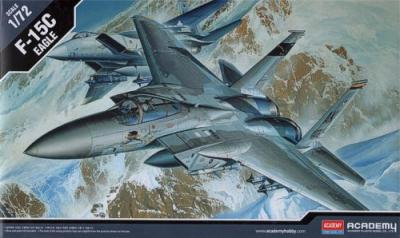 12476 - McDonnell F-15C Eagle 1/72