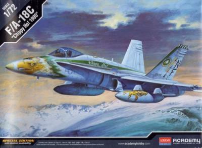 12505 - McDonnell-Douglas F/A-18C Chippy Ho 1995 1/72