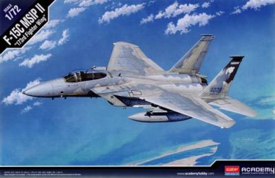 12506 - McDonnell F-15C Eagle MSIP II 1/72