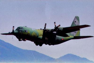 12511 - Lockheed C-130H Hercules USAF/ROKAF 1/72