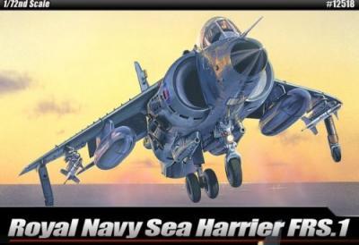 12518 - BAe Sea Harrier FRS.1 1/72