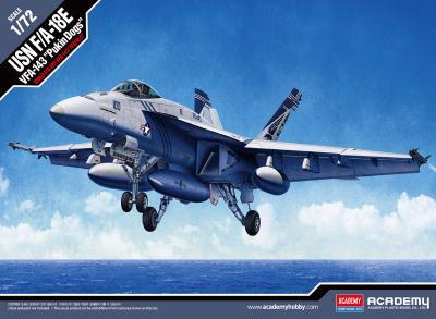 12547 - Boeing F/A-18E Super Hornet USN VFA-143