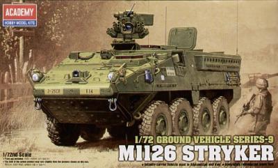 13411 - M1126 Stryker 1/72