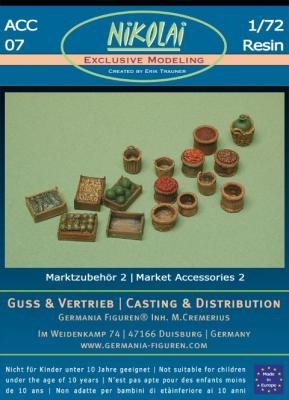 NIK-ACC 07 - Marktzubehoer No. 2 1/72
