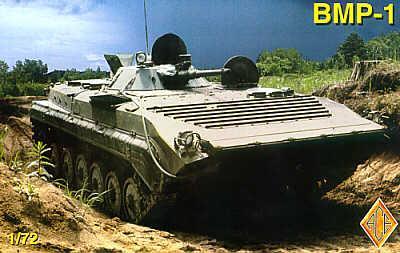 72107 - Russian BMP-1 1/72