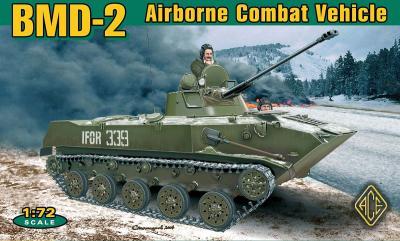72115 - Russian BMD-2 1/72