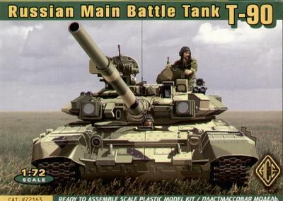72163 - Russian T-90 Russian MBT 1/72