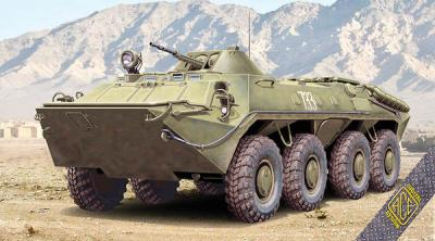 72164 - Russian BTR-70 Soviet armored personnel carrier early production 1/72