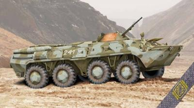 72171 - BTR-80 Soviet armored personnel carrier, early production 1/72