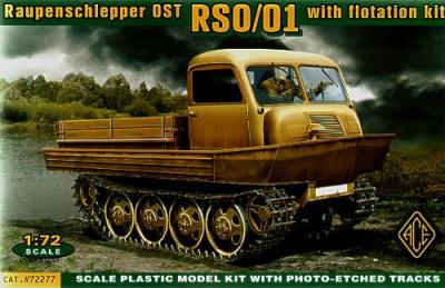 72277 - RSO/01 with flotation kit 1/72